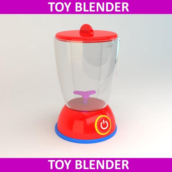 Toy Blender Juicer - 3DOcean Item for Sale