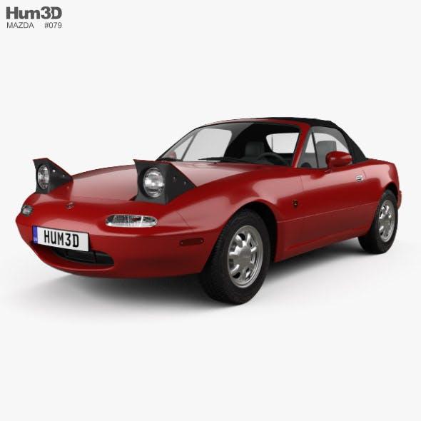 Mazda MX-5 1989 - 3DOcean Item for Sale