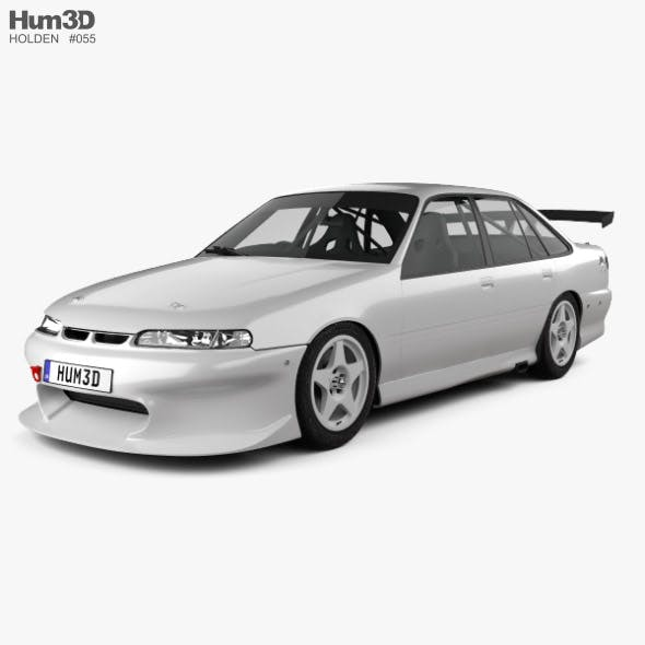 Holden Commodore Race Car 1993 - 3DOcean Item for Sale
