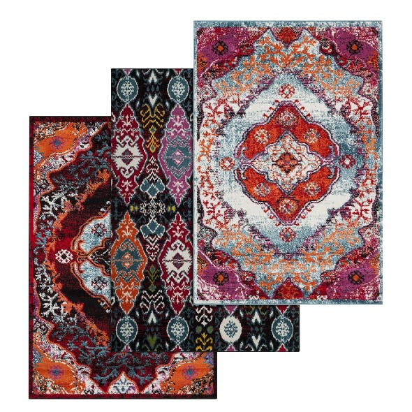 Rug Set 71 - 3DOcean Item for Sale