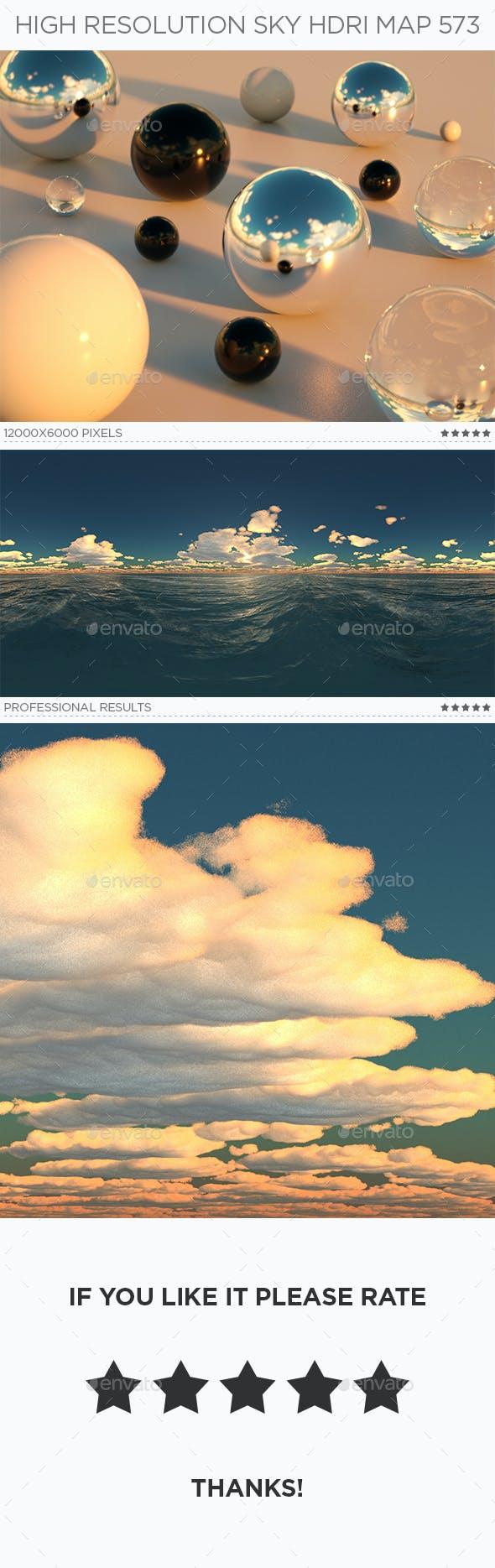 High Resolution Sky HDRi Map 573 - 3DOcean Item for Sale