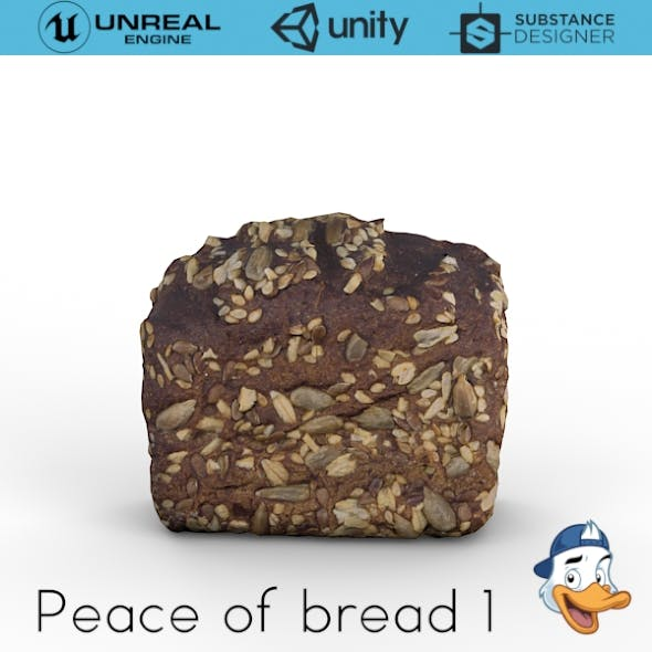 Piece of bread 1