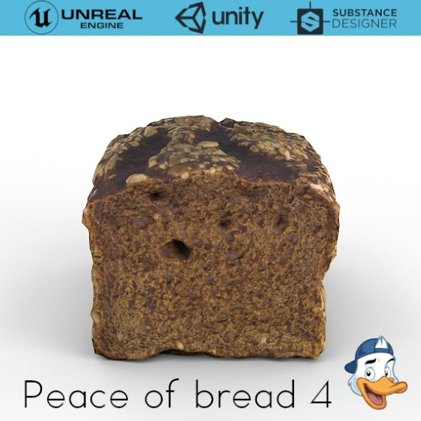 Piece of bread 4