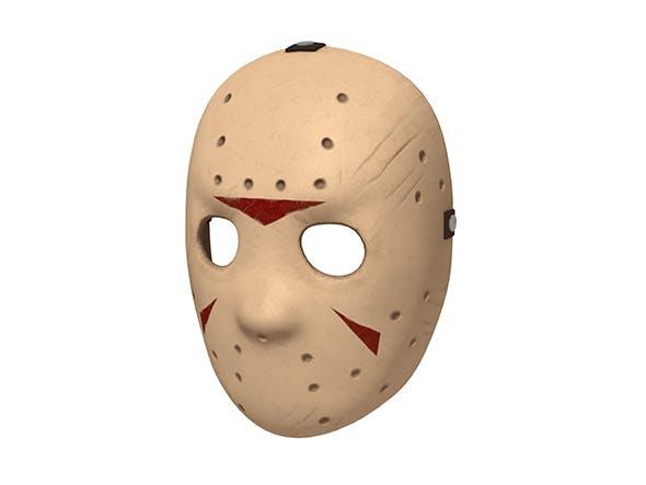 Hockey Mask - 3DOcean Item for Sale