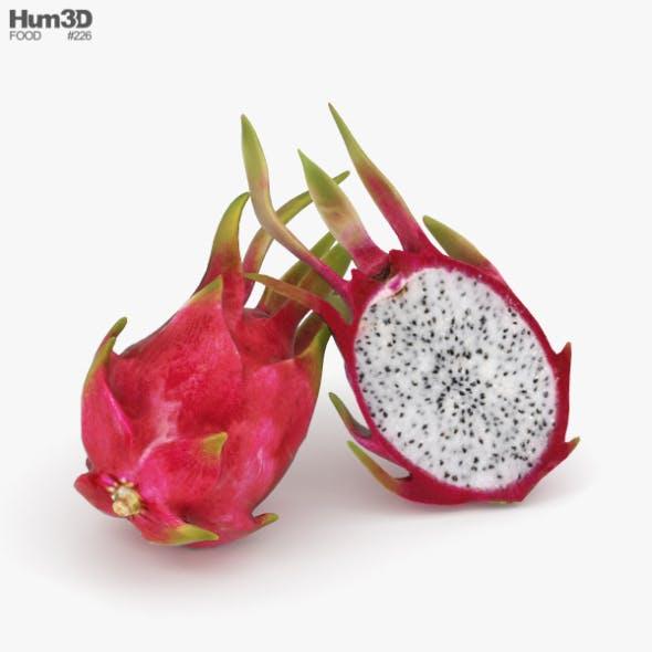 Dragon Fruit - 3DOcean Item for Sale