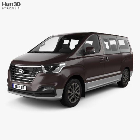 Hyundai Grand Starex 2018 - 3DOcean Item for Sale