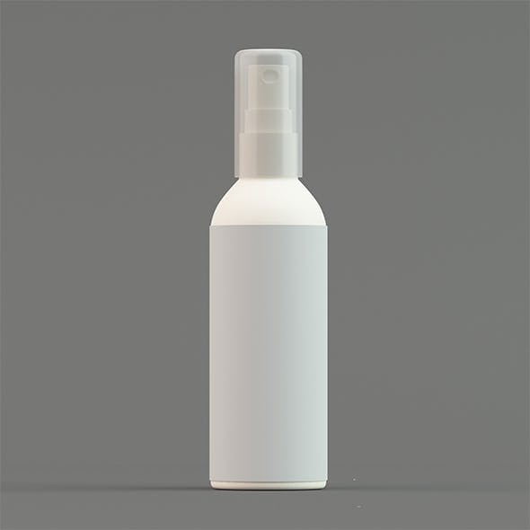 Cosmetics Bottle Container - 3DOcean Item for Sale