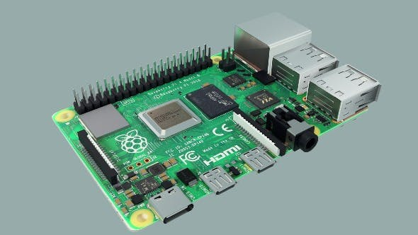 raspberry pi 4 - 3DOcean Item for Sale