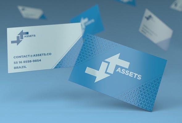 Business Card Mockups - 3DOcean Item for Sale