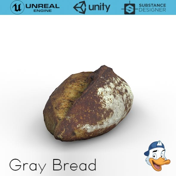 Gray Bread