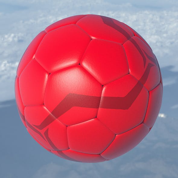 Soccer Ball Kipsta - 3DOcean Item for Sale