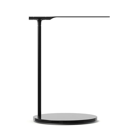 Black Desk Lamp 3D Model - 3DOcean Item for Sale