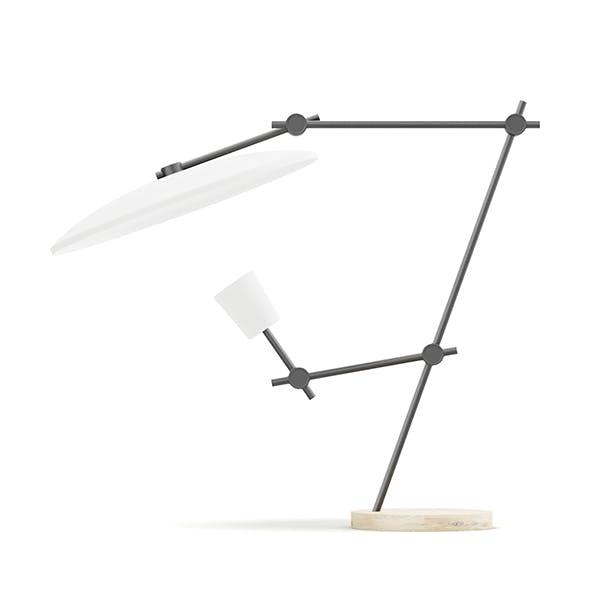 Modern Floor Lamp 3D Model - 3DOcean Item for Sale