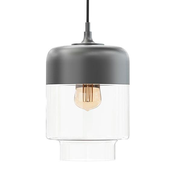 Black Hanging Lamp 3D Model - 3DOcean Item for Sale