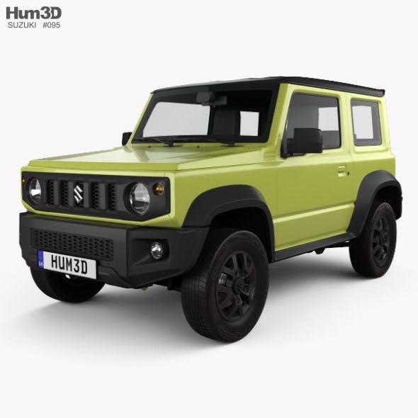 Suzuki Jimny Sierra 2019 - 3DOcean Item for Sale
