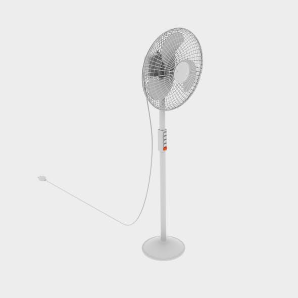 Floor Fan - 3DOcean Item for Sale