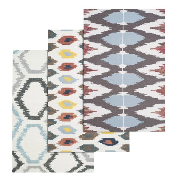 Rug Set 81 - 3DOcean Item for Sale