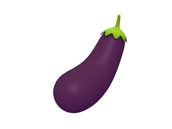Eggplant - 3DOcean Item for Sale
