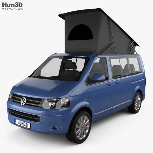 Volkswagen Transporter California 2011 - 3DOcean Item for Sale