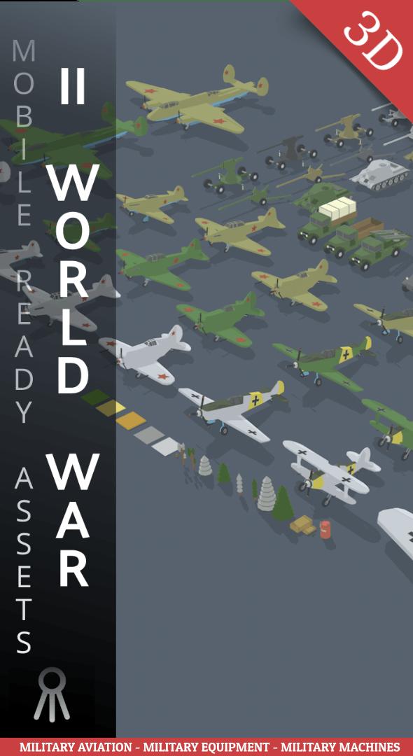 WAR TECHNIQUE - 3DOcean Item for Sale