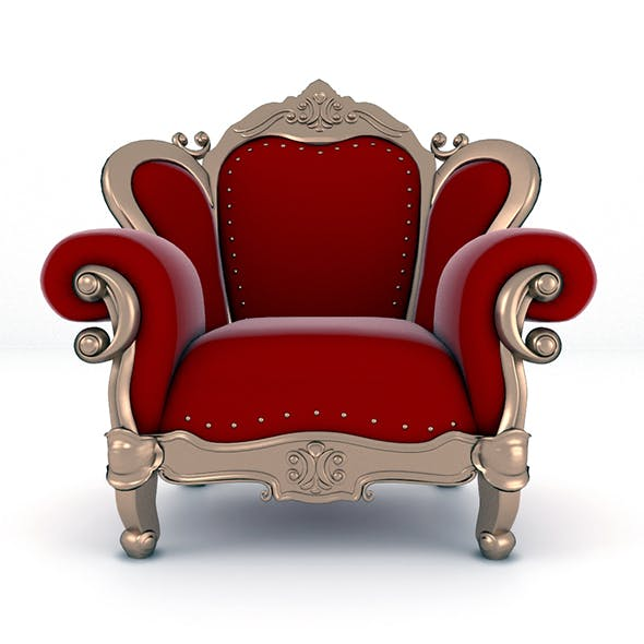 Luxury Armchair_159