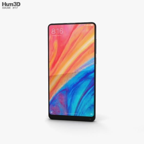 Xiaomi Mi Mix 2s Black - 3DOcean Item for Sale