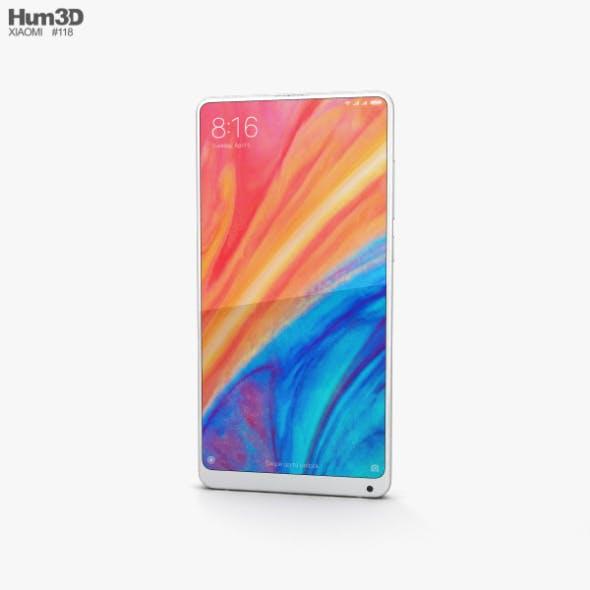 Xiaomi Mi Mix 2s White - 3DOcean Item for Sale