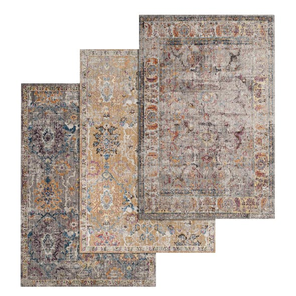 Rug Set 87 - 3DOcean Item for Sale
