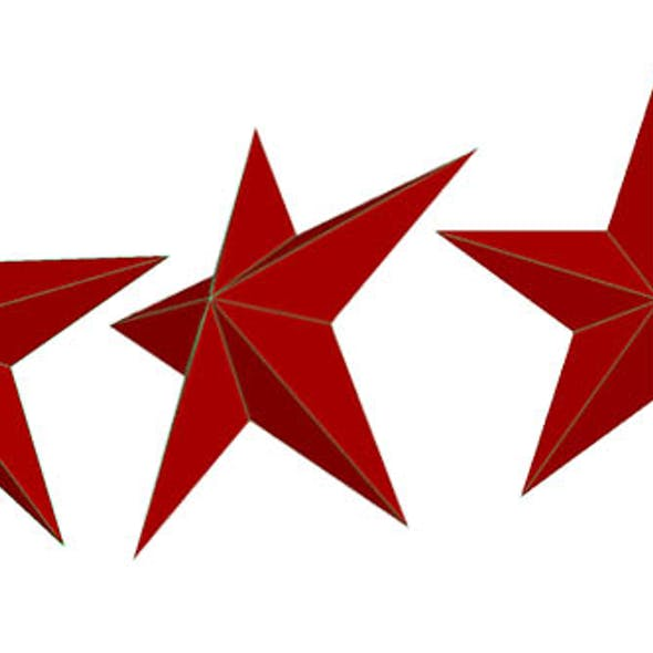 STAR (Five Pointed Star)