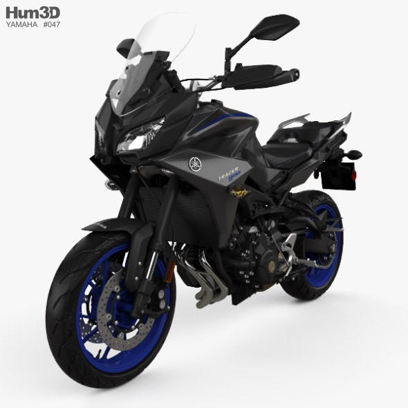 Yamaha MT-09 Tracer 2018
