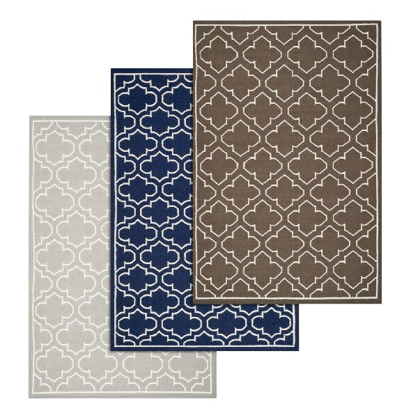 Rug Set 92 - 3DOcean Item for Sale