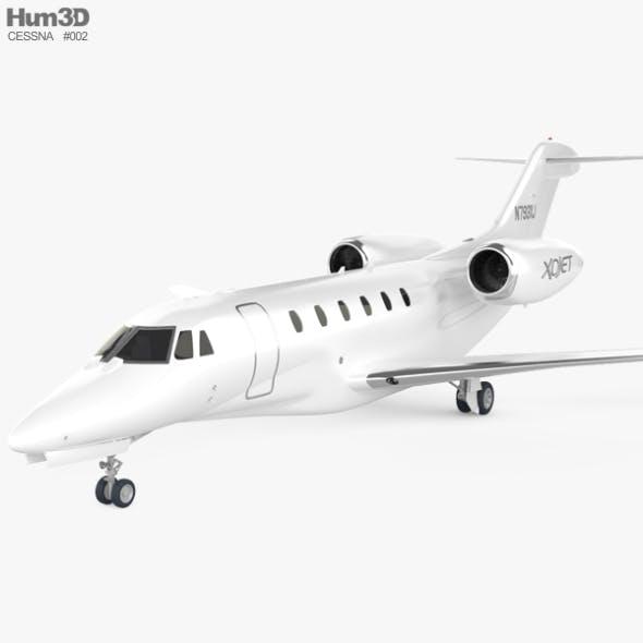 Cessna 750 Citation X - 3DOcean Item for Sale