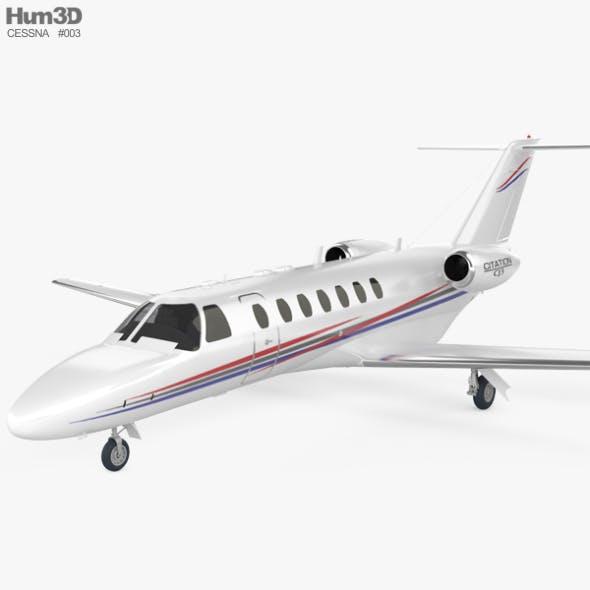 Cessna Citation CJ3 - 3DOcean Item for Sale