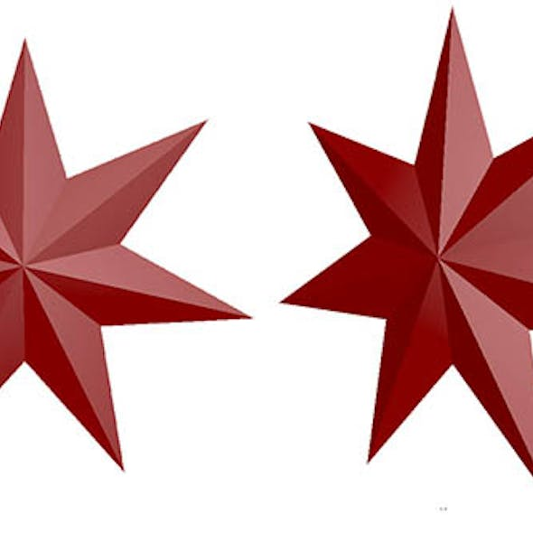 STAR Seven pointed star