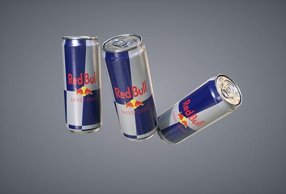 Energy Drink - 3DOcean Item for Sale