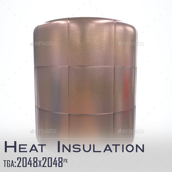 PBR: Heat Insulation - 3DOcean Item for Sale