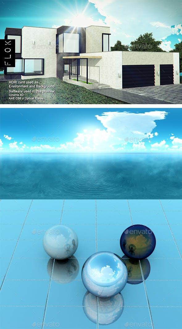 Daylight Sea 40 - 3DOcean Item for Sale