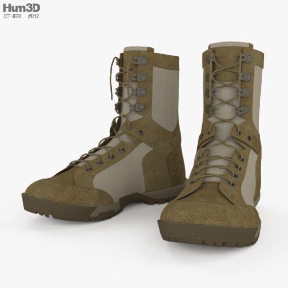 5.11 RECON Desert Boots