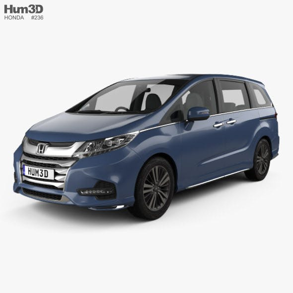Honda Odyssey J EXV 2018