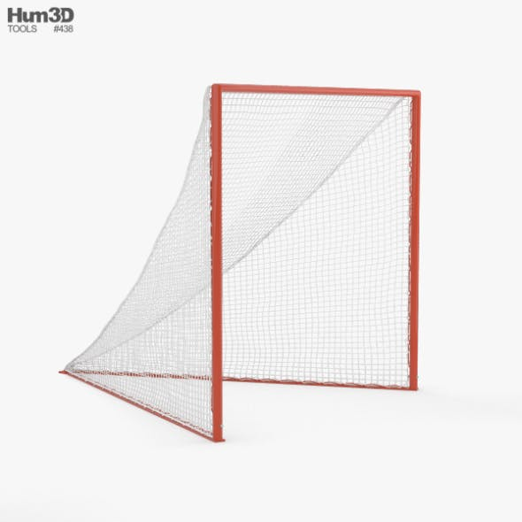 Lacrosse Goal - 3DOcean Item for Sale