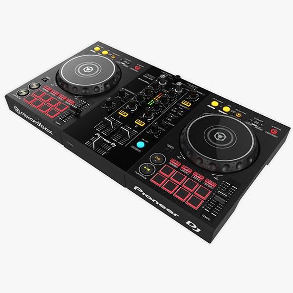 DJ Controller DDJ-400 - 3DOcean Item for Sale