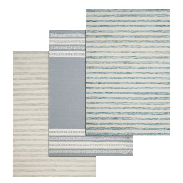 Rug Set 100 - 3DOcean Item for Sale