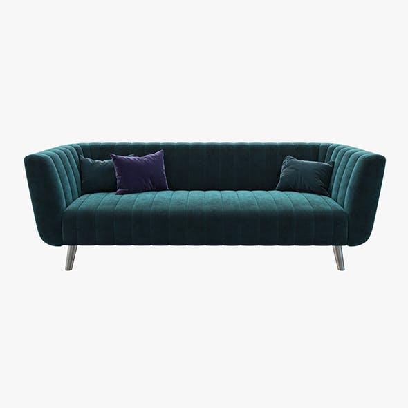 Andaman Sofa - 3DOcean Item for Sale