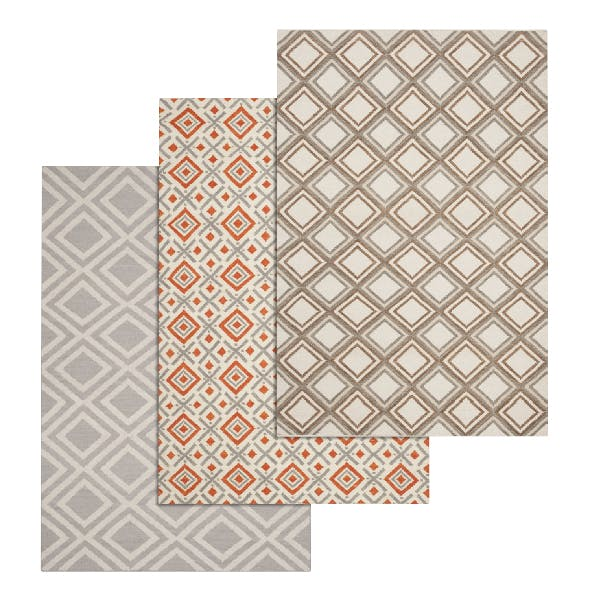 Rug Set 101 - 3DOcean Item for Sale