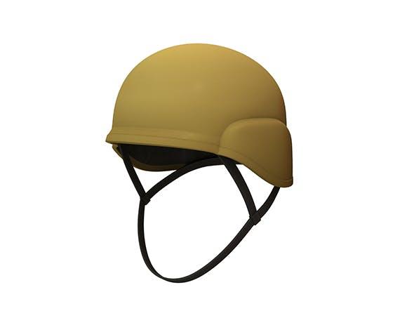 Combat Helmet - 3DOcean Item for Sale