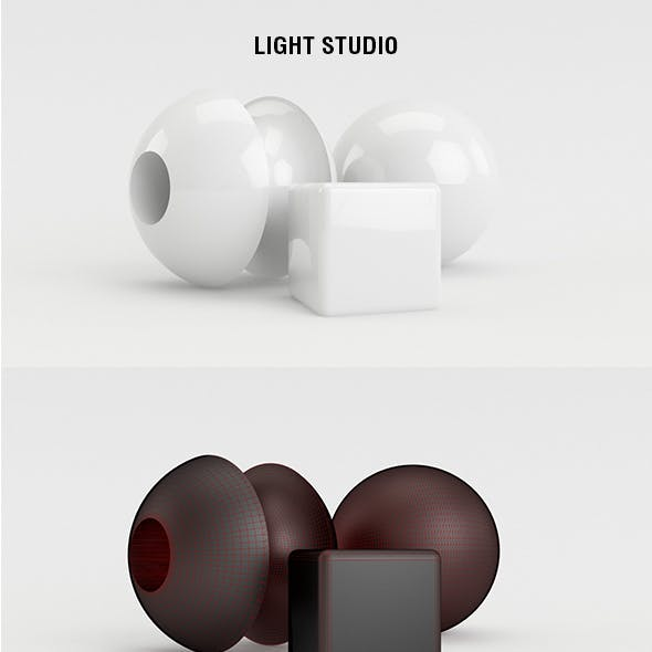 Light Studio Vray C4D