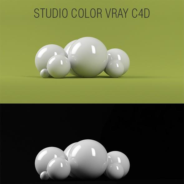 Studio Color Vray