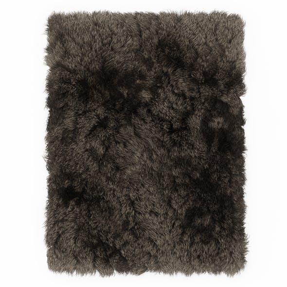 Carpet Fur Shaggi 01 - 3DOcean Item for Sale