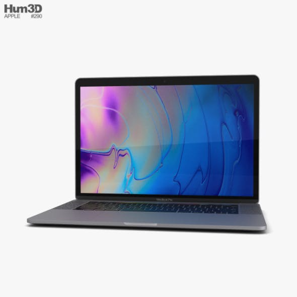 Apple MacBook Pro 15 inch (2018) Space Gray