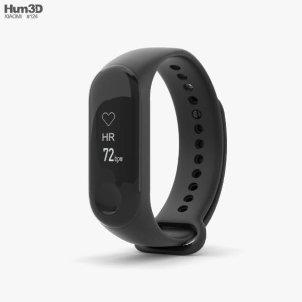 Xiaomi Mi Band 3 Graphite Black